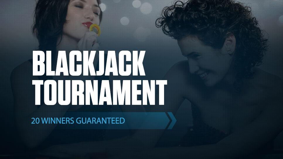 black jack tournament