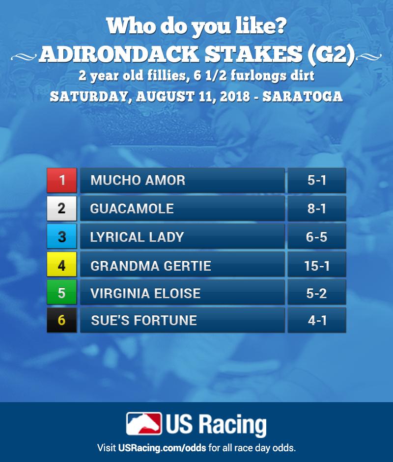 Adirondack-Odds