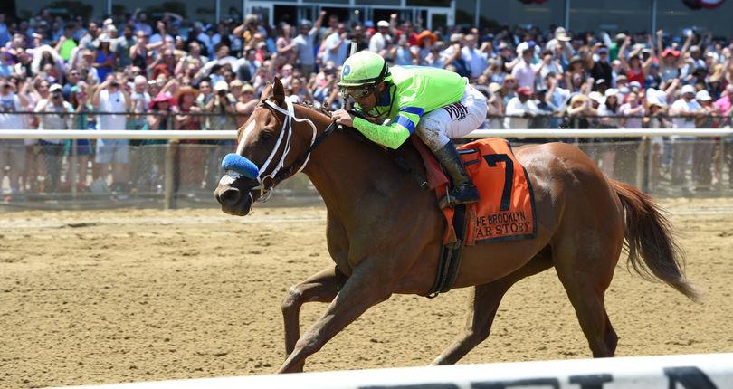 Pegasus World Cup Profile War Story Horse Racing News