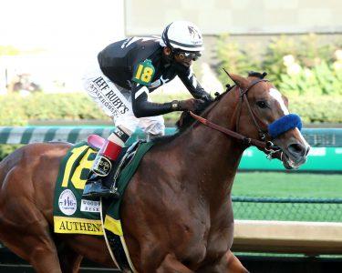 Authentic - Horse